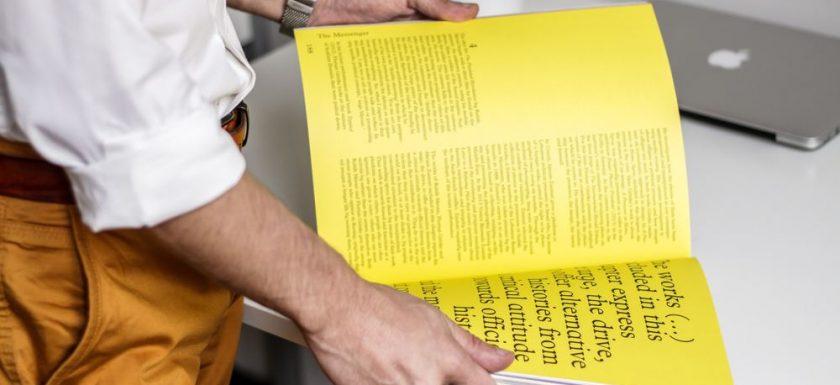 Kommunikation genom text och målning